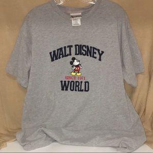 Vintage Mickey Mouse Walt Disney World T-Shirt